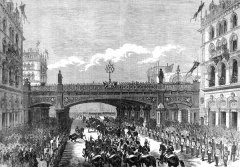Holborn Viaduct 1869