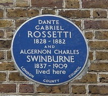 Rossetti plaque crop
