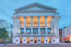 Royal Opera House exterior