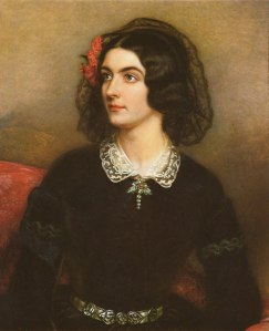 Lola Montez, the Spanish look