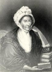 Phoebe Hessel portrait