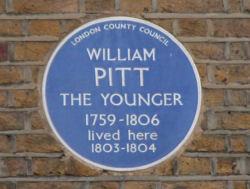 Pitt Plaque