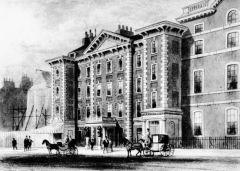 Schomberg House 1850