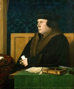 Thomas Cromwell by Holbein