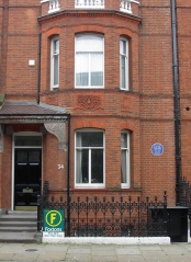 Tite Street house
