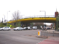 Mile End Road bridge