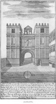 Aldgate 1609
