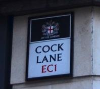 cock lane
