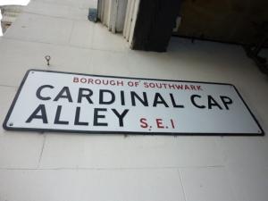 Cardinal Cap