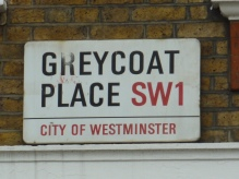 Greycoat Pl