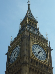 Big Ben close-up