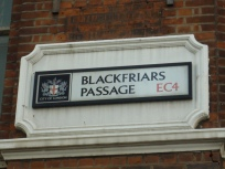 Blackfriars Passage
