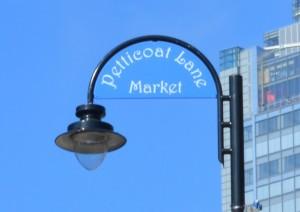 Petticoat Lane view