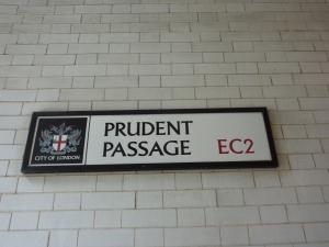 Prudent Passage