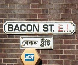 Bacon Street streats