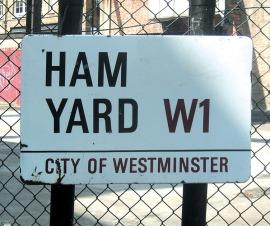 Ham Yard StreatsofLondon