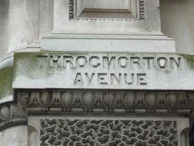 Throgmorton pillar