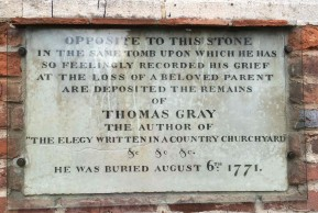 Gray plaque copy
