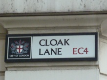 Cloak Lane