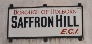 Saffron Hill crop