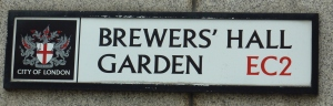 Brewers Hall Gardens crop