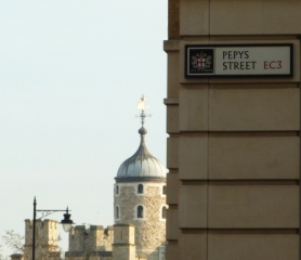 Pepys St Tower view copy