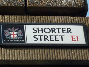 Shorter Street