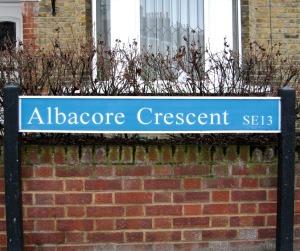 Albacore Crescent