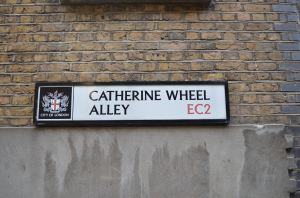 Catherine Wheel Alley