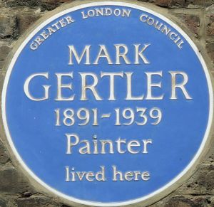 Gertler plaque