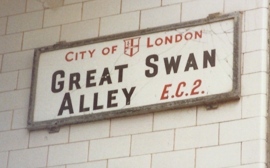 London's bird-related street names, from Cock Lane to Wild Goose Drive