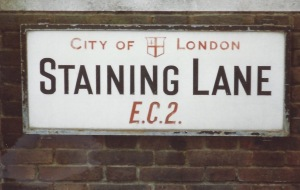 Staining Lane