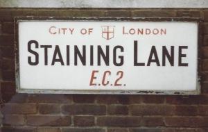 Staining Lane