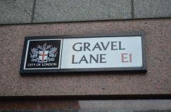 Gravel Lane