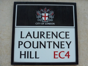 Laurence P Hill
