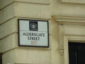 Aldersgate Street