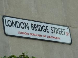 London bridge street