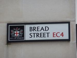 Bread St EC4