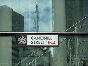 Camomile Street EC3